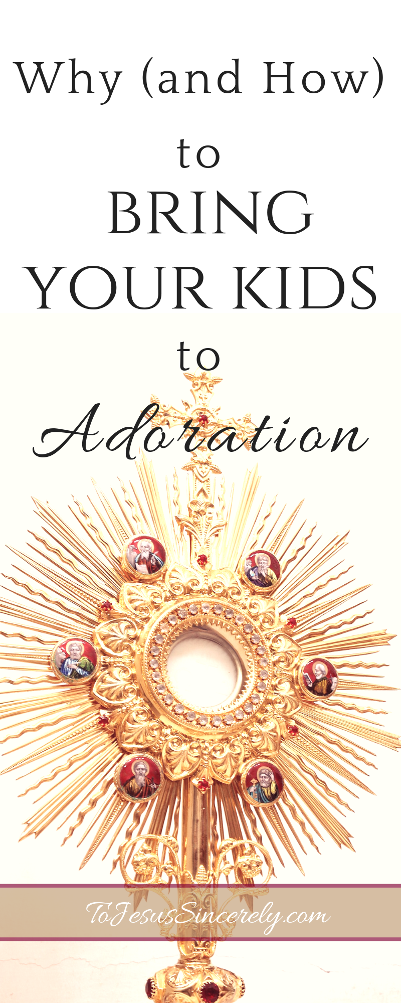 adoration brochure cover