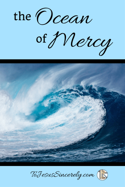 Ocean of Mercy Pinterest