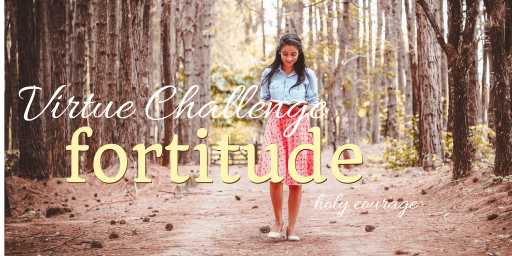 fortitude virtue challenge