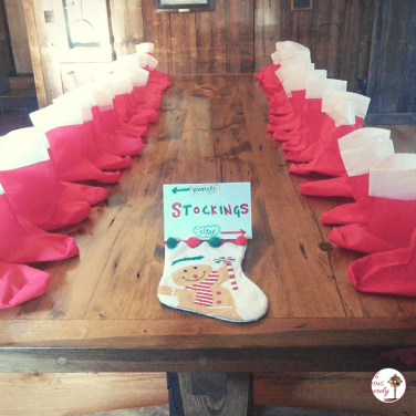 """How to give to """"the least of these"""" this Christmas with Stocking Stuffers for Kids in Need. We may not all be able to do big things. But together, we can combine our small efforts to do something wonderful for Christ in our neighbor."""
