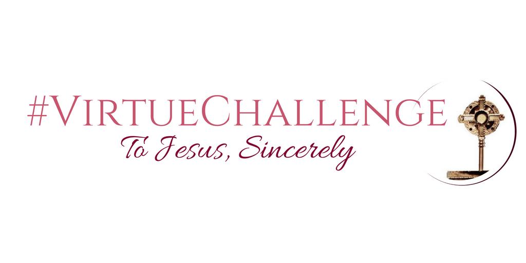 Virtue Challenge Logo