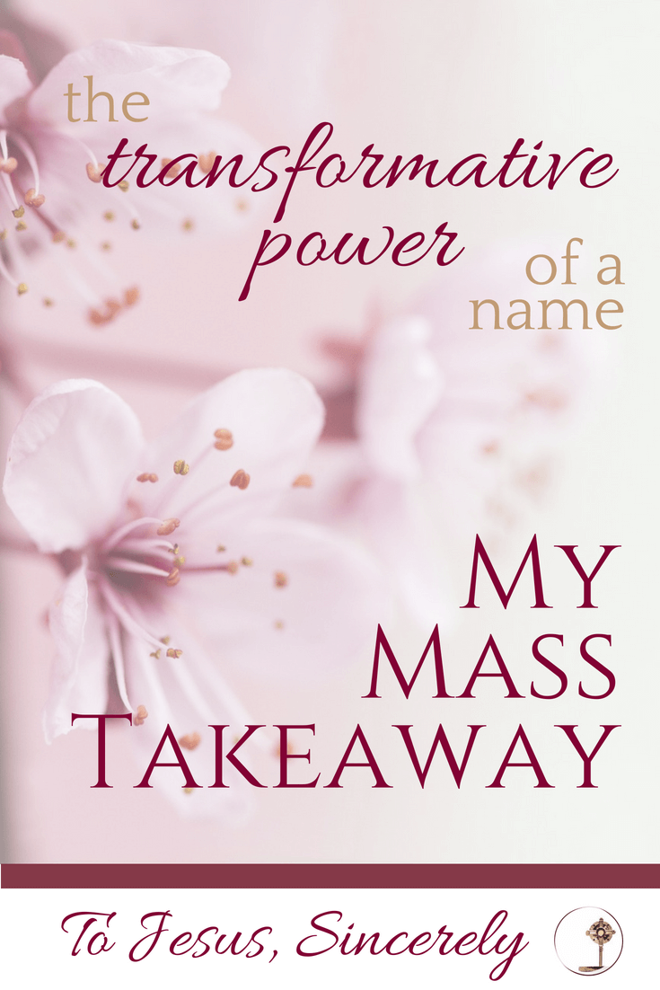The Transformative Power of a Name