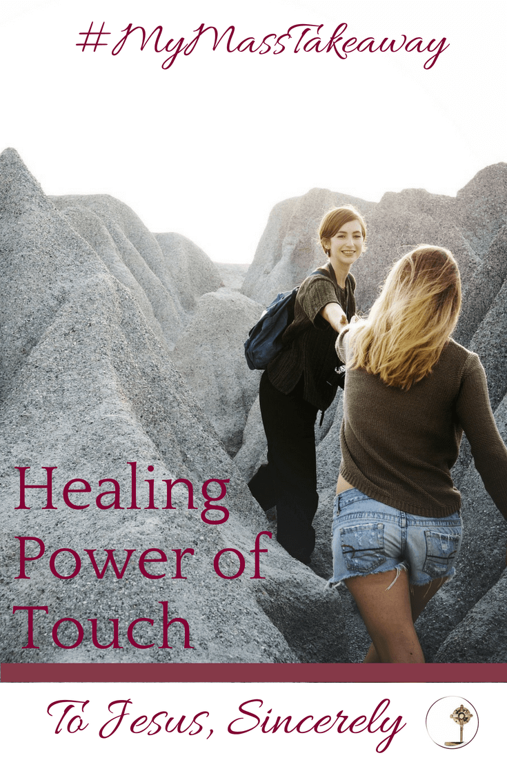 Healing Power of Touch