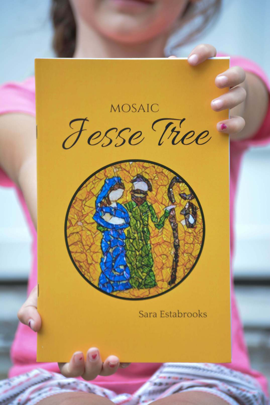Mosaic Jesse Tree Imprimatur